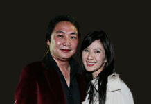 ex husband of Jamie Chua