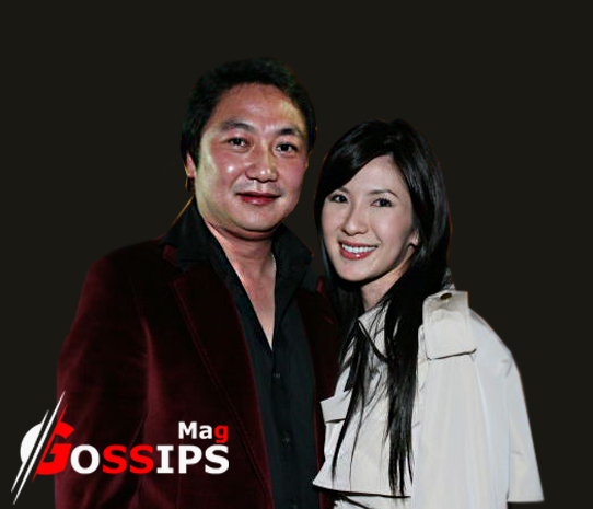 ex husband of Jamie Chua